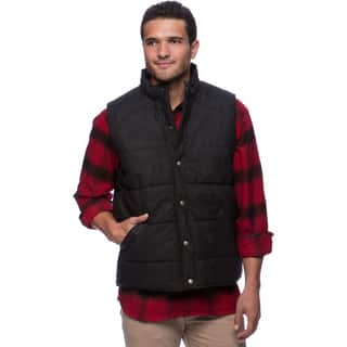 Stormy Kromer Men's Ironton Vest|https://ak1.ostkcdn.com/images/products/10406702/P17508010.jpg?impolicy=medium