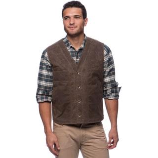 Stormy Kromer Men's Waxed Button Vest