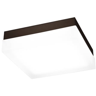 Dice 9-inch LED Square Flush Mount