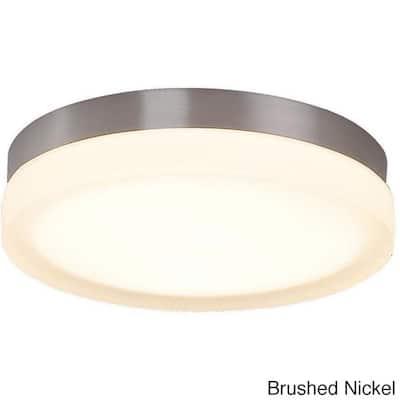 Slice 9-inch LED Round Flush Mount