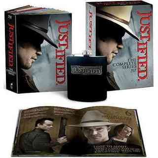 Justified: The Complete Series (Blu-ray Disc)