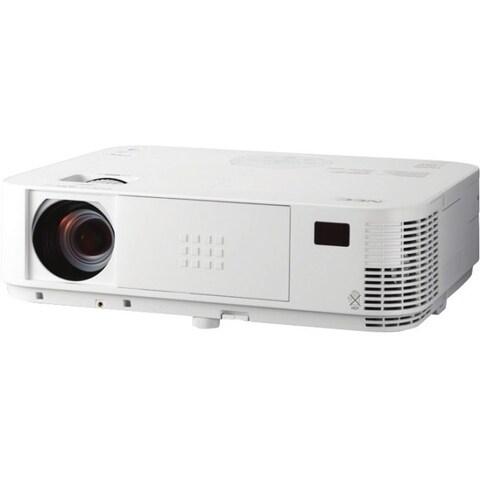 NEC Display NP-M363W 3D Ready DLP Projector - 720p - HDTV - 16:10