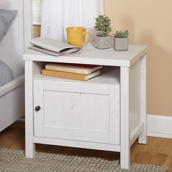 Shop Simple Living Everly Nightstand Overstock 10409697