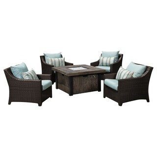 Deco 5-piece Fire Chat Set by RST Brands