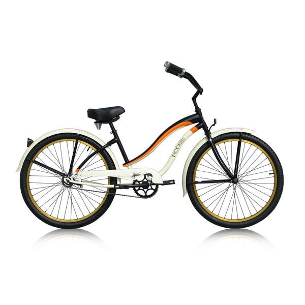 Micargi Foose Hot Rod Women's Cruiser Bicycle