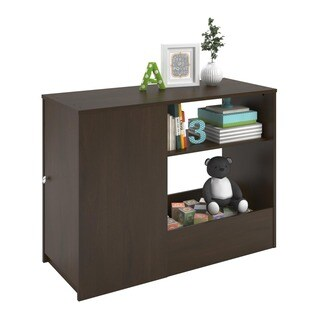 Altra Elements Resort Cherry Toy Box Bookcase by Cosco