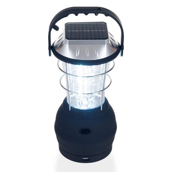 Whetstone 36 LED Solar & Dynamo Powered Camping Lantern