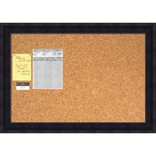 Annatto Cork Board - Large' Message Board 41 x 29-inch