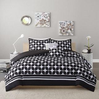 Intelligent Design London 5-piece Duvet Cover Set