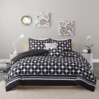 Intelligent Design London 5-piece Comforter Set