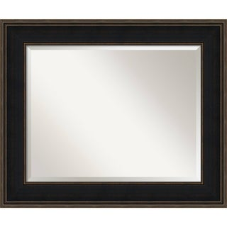 Wall Mirror Large, Mezzanine Espresso 36 x 30-inch