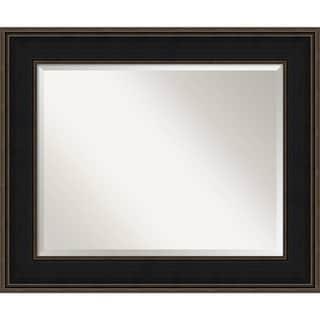Wall Mirror Large, Mezzanine Espresso 36 x 30-inch - large - 36 x 30-inch