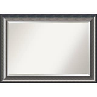 Wall Mirror Extra Large, Quicksilver 42 x 30-inch