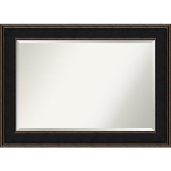 Mezzanine Wall Mirror Extra Large 44 X 32 Inch Free