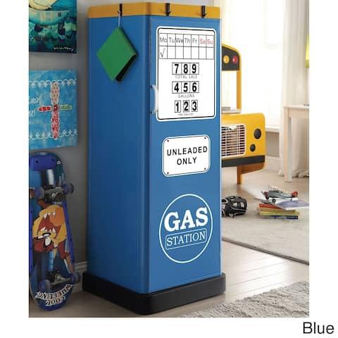 Fuel Up Modern Single-Door Closet by FOA