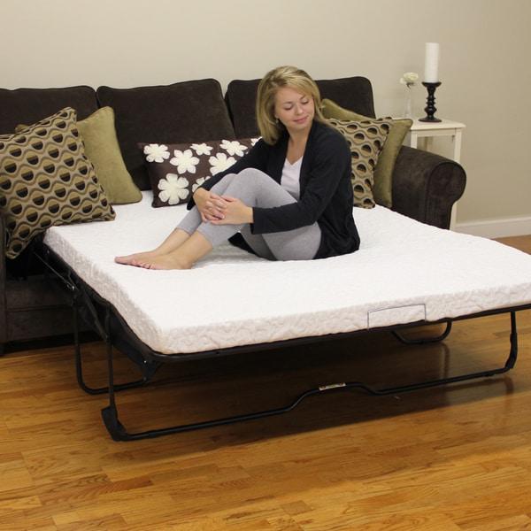 Postureloft Kendall 4 5 Inch Full Size Gel Memory Foam