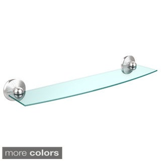 Allied Brass Prestige Monte Carlo Collection 24-inch Glass Shelf