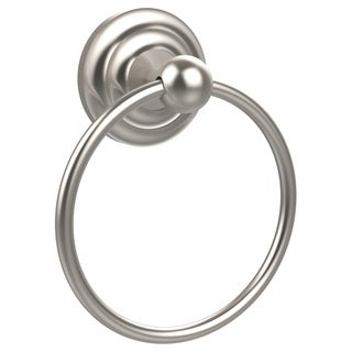 "Que New Collection Towel Ring - 7""d/28""h"