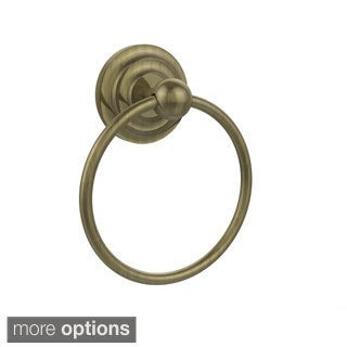 Allied Brass Prestige Que New Collection Towel Ring