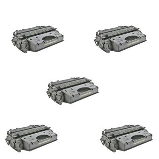 Canon 119 (3480B001AA) Compatible BK Toner Cartridge MF 5850DN 5880DN and Canon LBP 6300DN 6650DN (Pack of 5)