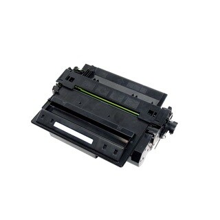 HP CE255X (HP 55X) Remanufactured Compatible Black Toner Cartridge (Pack of 1)