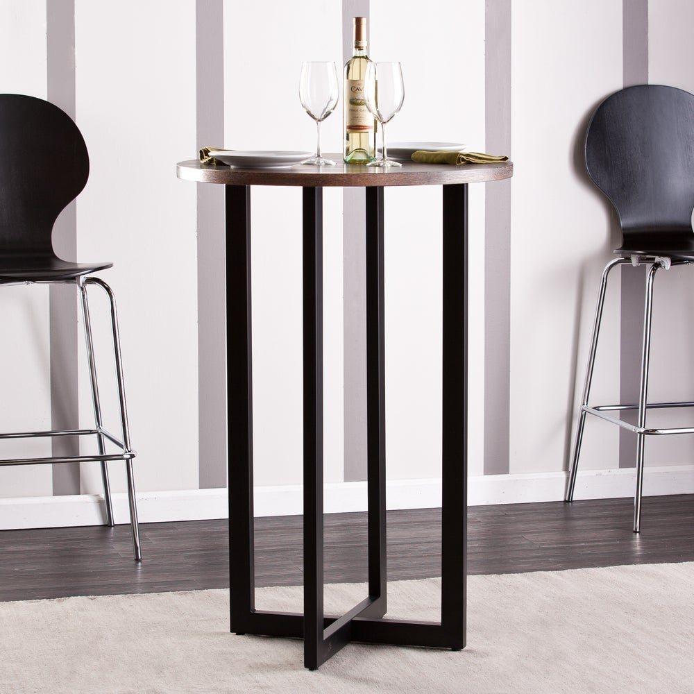 Holly and Martin  Danby Bar Table (2 Seat - Round)
