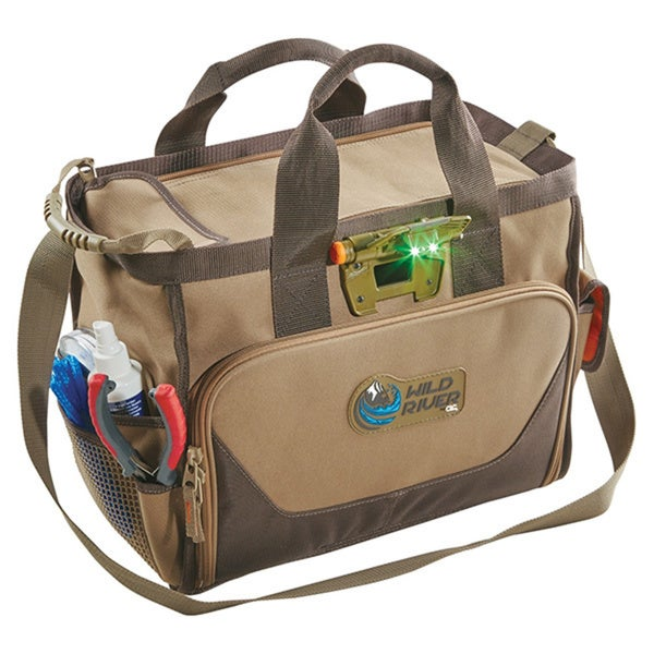 Wild River Lighted Closed Top Bag