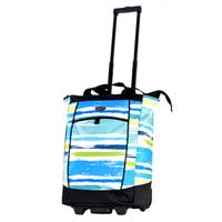Olympia Summer Fashion Rolling Shopper Tote