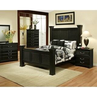 Sandberg Furniture Granada Two Nightstand Bedroom Set (Option: California  King)