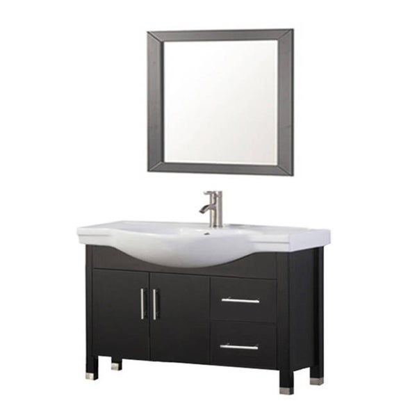 Shop MTD Vanities Peru 40-inch Single Sink Bathroom Vanity ...