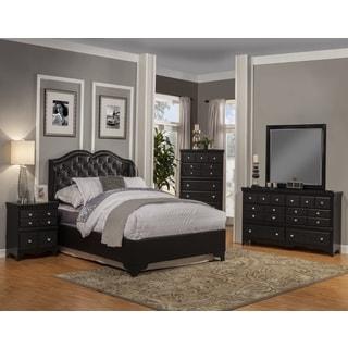 Sandberg Furniture Eva 4-piece Bedroom Set