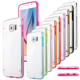 Gearonic Slim Transparent Crystal Clear case for Samsung Galaxy S6