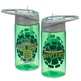 Teenage Mutant Ninja Turtles Faces Tritan Acrylic 14-ounce Water Bottle