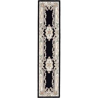 Easton Hand-Tufted Wool Oriental Runner (27 x 120)