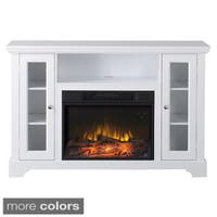 Queenston 51-inch Wide Media Fireplace