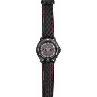 Kipling Racing Black Boy's Quartz Watch.