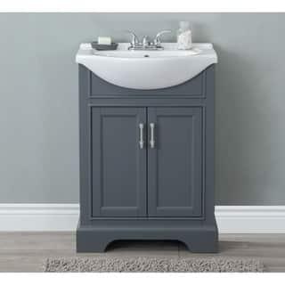 Buy Chrome Finish Bathroom Vanities Vanity Cabinets Online