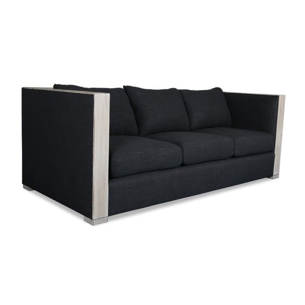 Ledersofa rockefeller  Restoration Linen Sofa - Free Shipping Today - Overstock.com ...