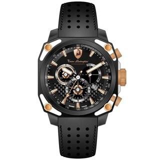 Tonino Lamborghini Men's 4 Screws Chronograph Watch