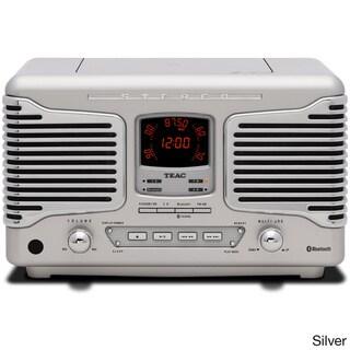 TEAC SL-D800BT CD/ USB/ AM/FM Radio/ Bluetooth Wireless Retro Stereo Speaker