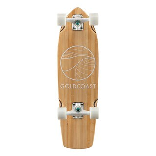 GoldCoast Classic Bamboo Complete Cruiser