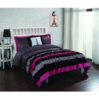 Leigh Ann 3-piece Comforter Set