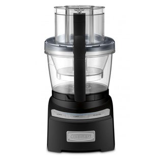 Cuisinart FP-12BKN Black 12-Cup Elite Collection 2.0 Food Processor