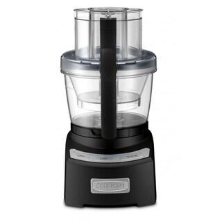 Cuisinart FP-12BKN Elite Collection 2.0 12-cup Food Processor, Black