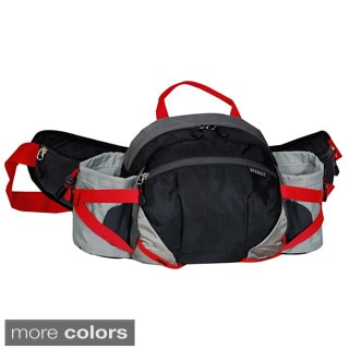Everest Outdoor Waist Pack with Bottle Holders