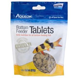 Aqueon 3-ounce Bottom Feeder Tablets