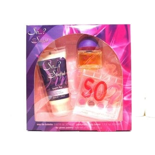 So Sinful 3-piece Gift Set for Women