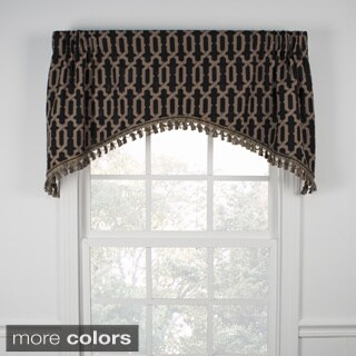 Ellis Curtain Irongate Gateway Valance - 50 x 22