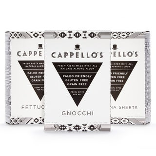Cappello's Taste of Each Gnocchi (Set of 4)