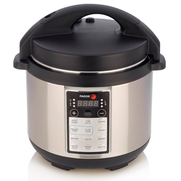 Fagor America LUX 4-quart Multi Cooker - Free Shipping Today ...
